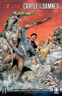 Cover Evil Dead 2: Cradle of the Damned Chapter 1