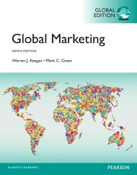 Cover Global Marketing, Global Edition