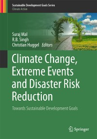Cover Climate Change, Extreme Events and Disaster Risk Reduction