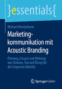 Cover Marketingkommunikation mit Acoustic Branding