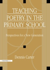Cover Teaching Poetry in the Primary School