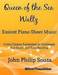 Cover Queen of the Sea Waltz Easiest Piano Sheet Music