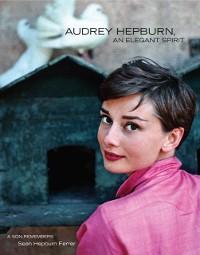 Cover Audrey Hepburn, An Elegant Spirit