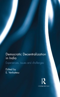 Cover Democratic Decentralization in India