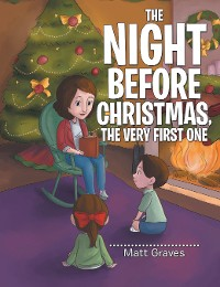Cover The Night Before Christmas, the Very First One