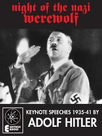 Cover Night of the Nazi Werewolf
