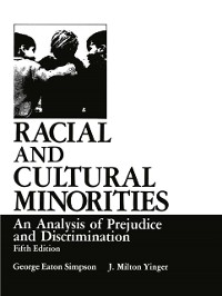Cover Racial and Cultural Minorities