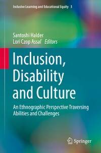 Cover Inclusion, Disability and Culture