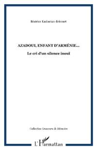 Cover Azadoui enfant d'armenie