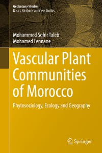 Cover Vascular Plant Communities of Morocco