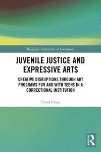 Cover Juvenile Justice and Expressive Arts