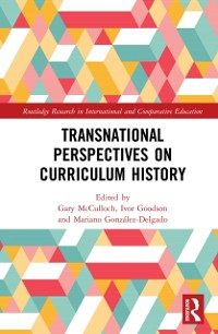 Cover Transnational Perspectives on Curriculum History
