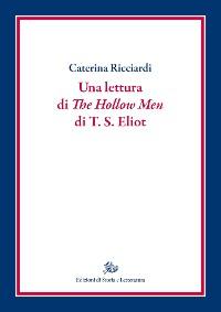 Cover Una lettura di The Hollow Men di T. S. Eliot