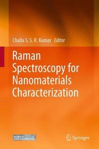 Cover Raman Spectroscopy for Nanomaterials Characterization