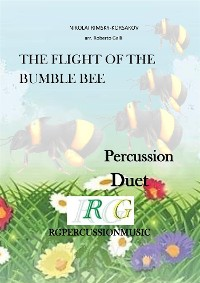 Cover A FLIGHT OF THE BUMBLEBEE duet