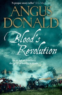 Cover Blood's Revolution