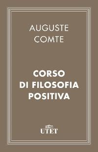 Cover Corso di filosofia positiva