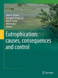 Cover Eutrophication: causes, consequences and control