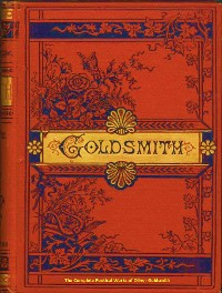 Cover The Complete Poetical Works of Oliver Goldsmith