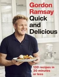 Cover Gordon Ramsay Quick & Delicious