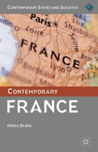 Cover Contemporary France