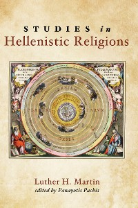 Cover Studies in Hellenistic Religions