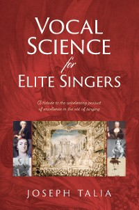 Cover Vocal Science for Elite Singers