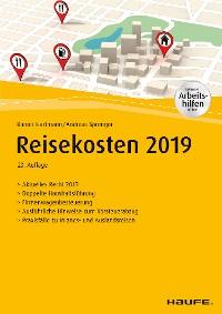 Cover Reisekosten 2019 - inkl. Arbeitshilfen online.