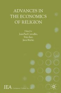 Cover Advances in the Economics of Religion