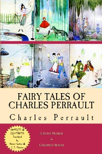 Cover Fairy Tales of Charles Perrault