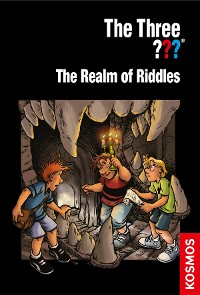 Cover The Three ???, The Realm of Riddles (drei Fragezeichen)