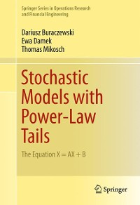 Cover Stochastic Models with Power-Law Tails
