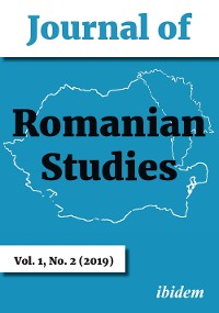 Cover Journal of Romanian Studies