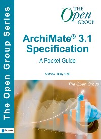 Cover ArchiMate® 3.1 - A Pocket Guide