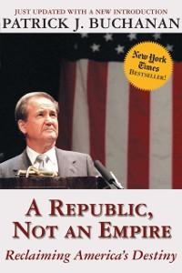 Cover Republic, Not an Empire