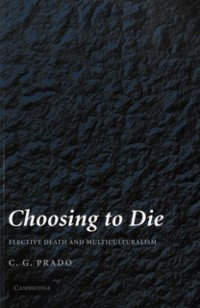 Cover Choosing to Die