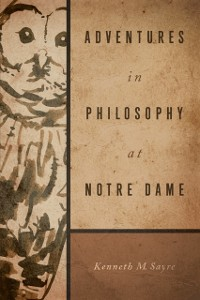 Cover Adventures in Philosophy at Notre Dame