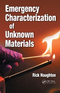Cover Emergency Characterization of Unknown Materials