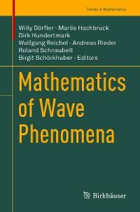 Cover Mathematics of Wave Phenomena