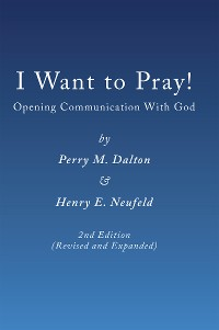 Cover I Want to Pray
