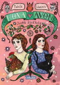 Cover Nova und Avon 2: Avons Rückkehr