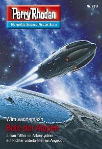 Cover Perry Rhodan 2811: Bote der Atopen