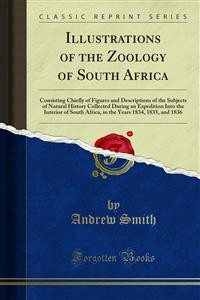 Cover Illustrations of the Zoology of South Africa