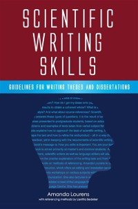 Cover Scientific Writing Skills