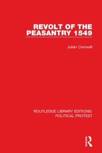 Cover Revolt of the Peasantry 1549