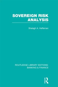Cover Sovereign Risk Analysis (RLE Banking & Finance)