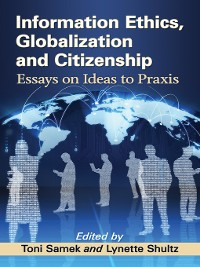 Cover Information Ethics, Globalization and Citizenship