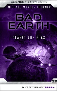 Cover Bad Earth 35 - Science-Fiction-Serie