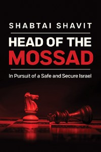 Cover Head of the Mossad