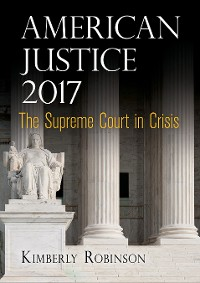 Cover American Justice 2017